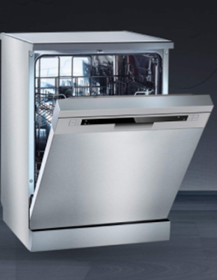 Kaff DW VETRA 60 Free Standing Dishwasher with Three Stage Filtration System