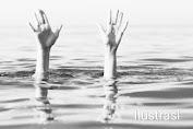 Up Date Pencarian Korban Tenggelam di Sungai Maloso Hari ini