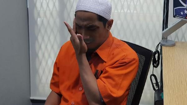 Eksklusif: Tangis Penyesalan Ustadz Maaher, Berharap Maaf dari Habib Luthfi