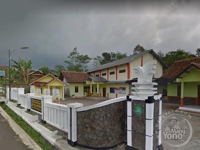 FOTO 2 : Desa Ponggang, Kecamatan Serang Panjang