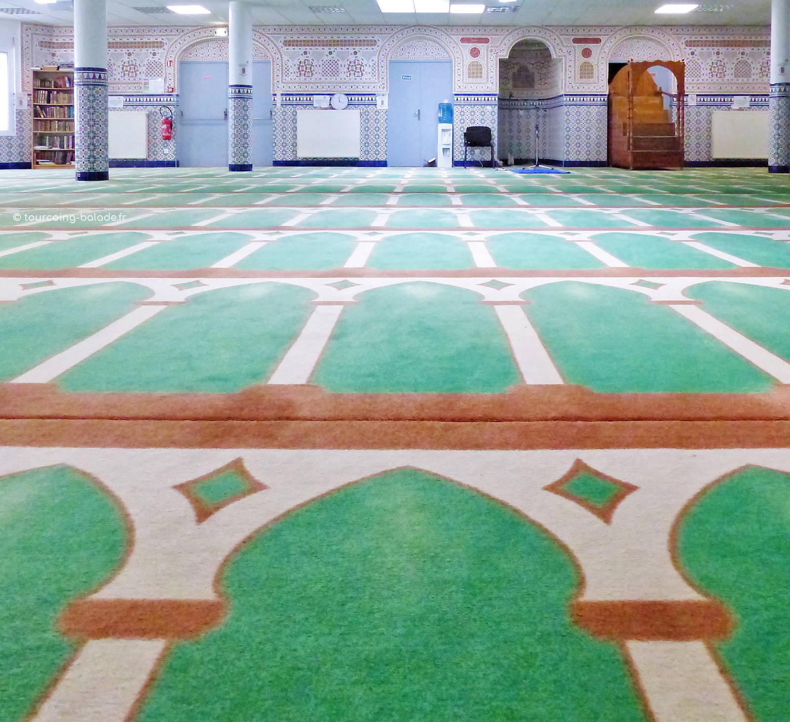 Masjid Es-Salam, Tourcoing France.