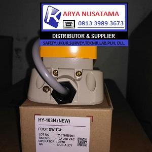Jual Sensor Kontol Foot Switch Hanyoung HY 103 N Kalimantan