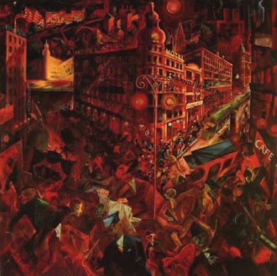 Artist George Grosz