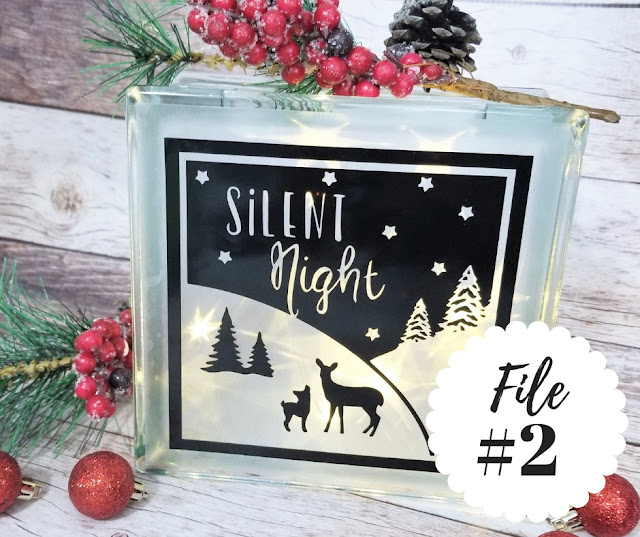 Download Easy Holiday Cricut Project Ideas + 5 Free Cut Files | Sew ...