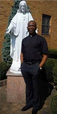 Roman Catholic priest Slumps and died after during a friendly match with colleagues.