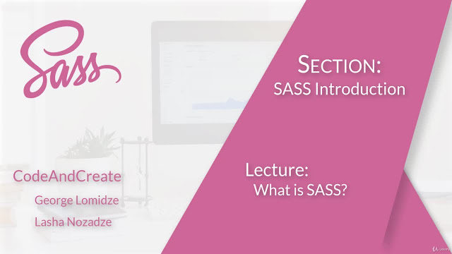 SASS - The Complete SASS Course (CSS Preprocessor)   Udemy