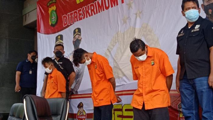 Astaga! Penembak Ustadz di Tangerang Ternyata Dibayar Rp 50 Juta