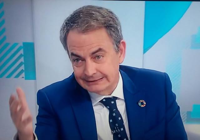 """Zapatero apuesta por el nuevo Gobierno: """"La relación y la confianza entre PSOE y Podemos, en este momento, es muy fuerte"""""""