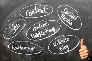 Hubungan seo dan konten marketing