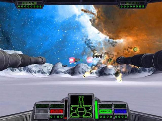Star Gunner Pc game under 10mb