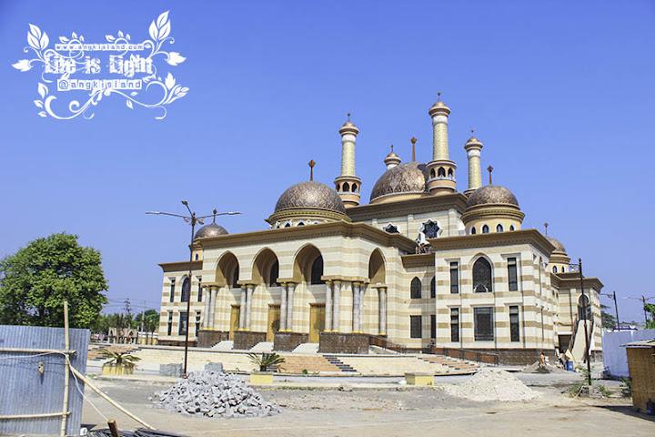 masjid agung klaten