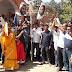 गिद्धौर में नियोजित शिक्षकों ने फूंका CM का पुतला, मांगा बकाया वेतन