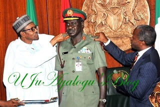 Contest Over New Service Chiefs Appointment Hots Up In The Army, Top Military Chiefs Lobby Politicians