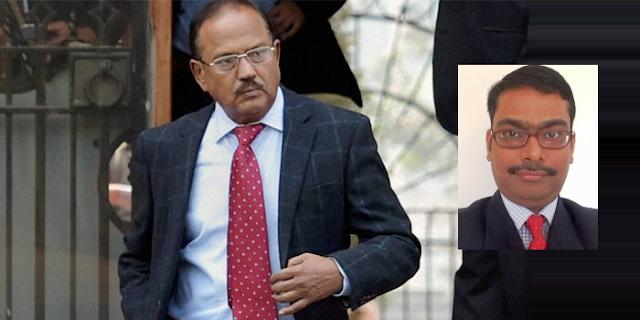 सीबीआई के DIG ने सुप्रीम कोर्ट में कहा: डोभाल ने छापा मारने से रोका, मंत्री ने रिश्वत ली है | NATIONAL NEWS
