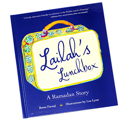 Lailah's Lunchbox: A Ramadan Story- This book is featured as a mentor text activity for teaching students how to ask higher-level questions. Includes a FREE follow-up worksheet!