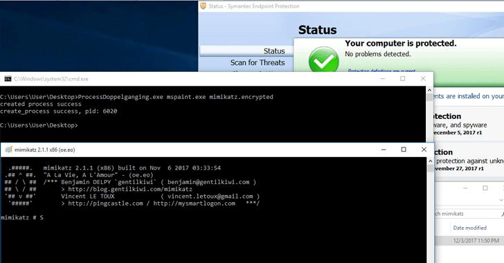 Process-Doppelganging-malware-evasion-technique