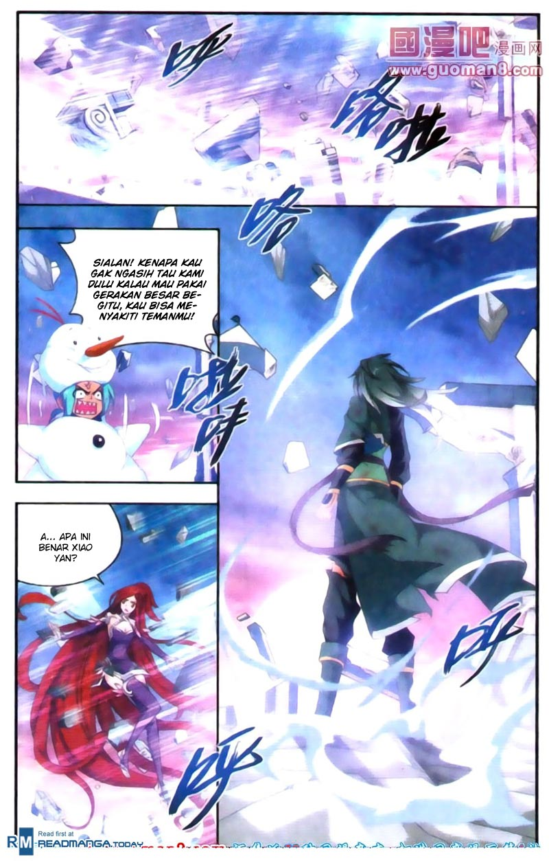 Battle Through the Heavens Chapter 89-33