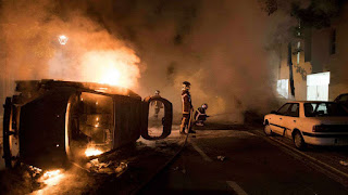 Nantes clashes