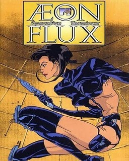 Æaeon Flux – AEaeon FLUX