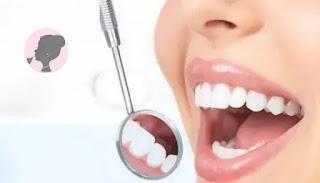 كيفية تبييض الاسنان بسرعة