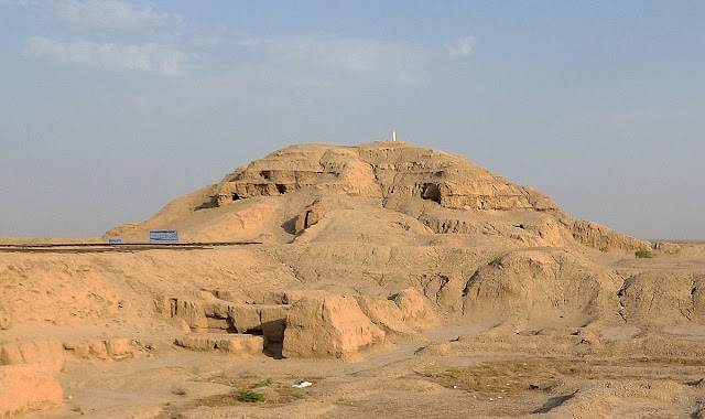 Climate crises in Mesopotamia prompted the first stable forms of State