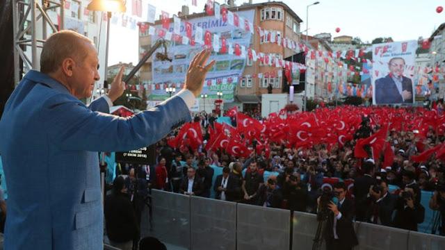 Αδιόρθωτος ο Ερντογάν και απειλητικός