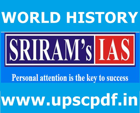 Srirams-IAS-World-History