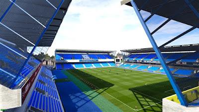 PES 2020 Stadium The Den
