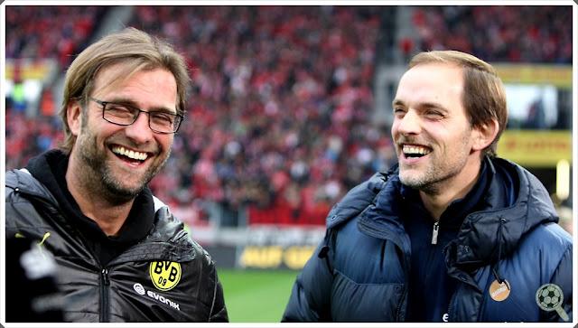 Jürgen Klopp THomas Tuchel Borussia Dortmund Mainz