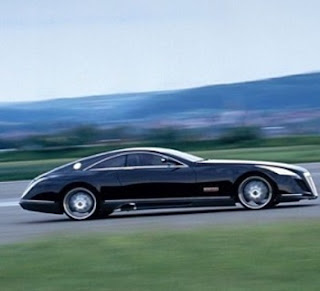 engine mercedes maybach exelero