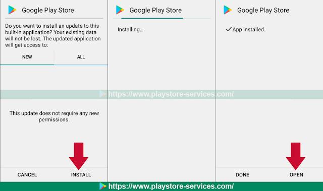 كيفية تثبيت متجر Google Play ؟