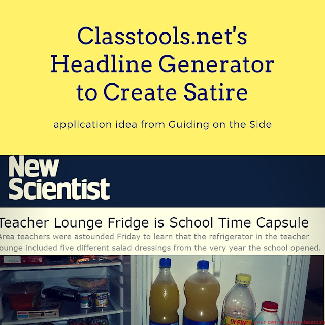 Satirical Headlines with Headline Generator