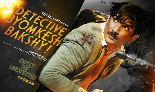 Detective Byomkesh Bakshy (2015) Movie Poster No. 4