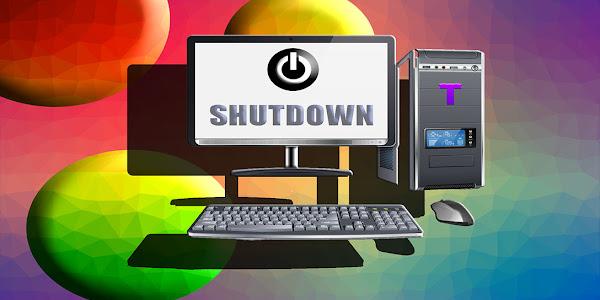 Bahaya Mematikan Komputer Tanpa di Shutdown