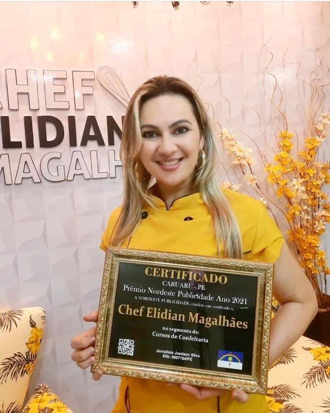 Empreendedorismo no ramo de bolos é destaque de premiação em Caruaru