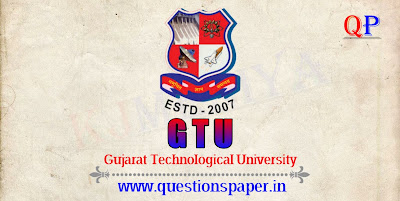GTU Assistant Professor Advt No. 01 - 23/2019 (10-08-2019 & 11-08-2019)