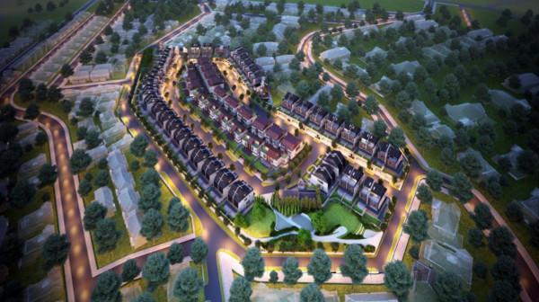 Victoria Park Villas overview