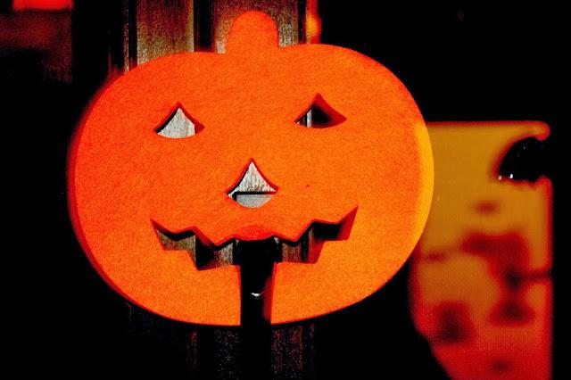 #Halloween #decorations #pumpkin