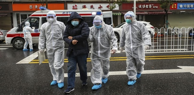 "Takut Virus Corona, Sejumlah Negara Ini Sementara 'Menjauhi"" China Dan Memberlakukan Larangan Terbang Menuju dan Dari China"