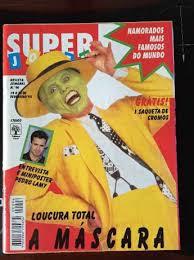 ... das revistas Super Jovem