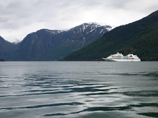 Goldring Travel's 2015 Culinary & Cultural (formerly Food & Wine) Cruise - Seabourn Quest - Part III (Flam & Alesund)