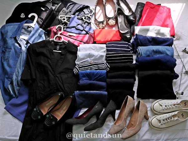 Capsule Wardrobe, co to jest i czy warto z niej korzystać? Ogarniam szafę #2