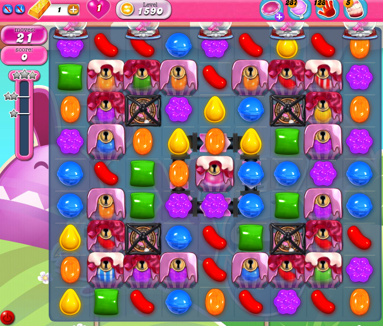Candy Crush Saga 1590