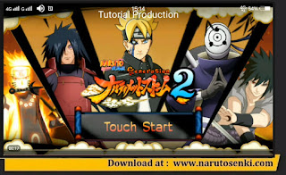 Download Naruto Senki Strom Generation 2