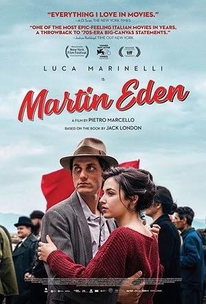Martin Eden Movie Review