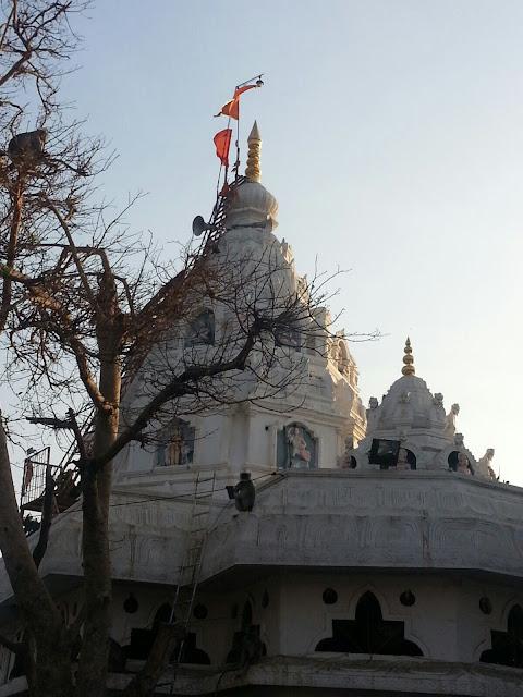 Bhadra Maruti Temple, Khuldabad