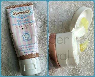 Cloth Diaper Safe Cream