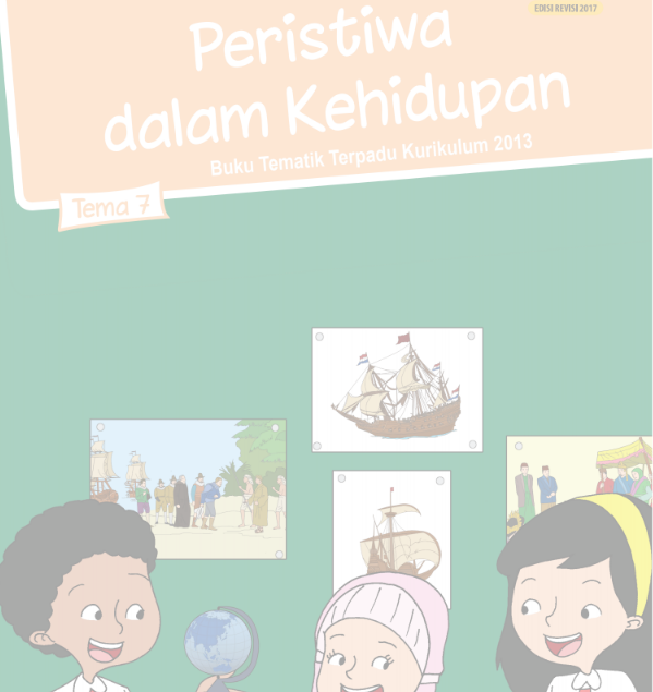 Buku Siswa Kelas 5 SD/MI Tema 7: Peristiwa Dalam Kehidupan