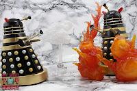 Custom Dr Who & the Daleks Black Dalek 24
