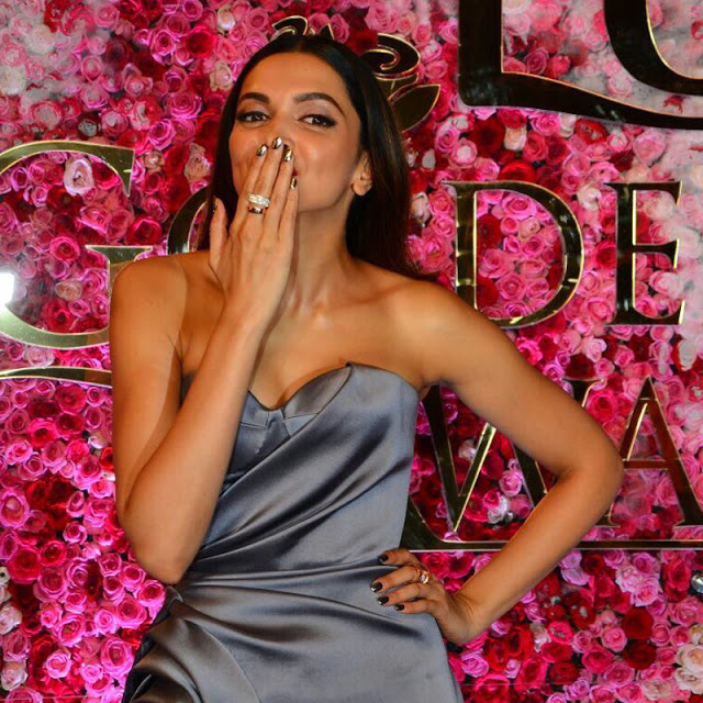 Deepika Padukone at Lux Golden Rose Awards 2016